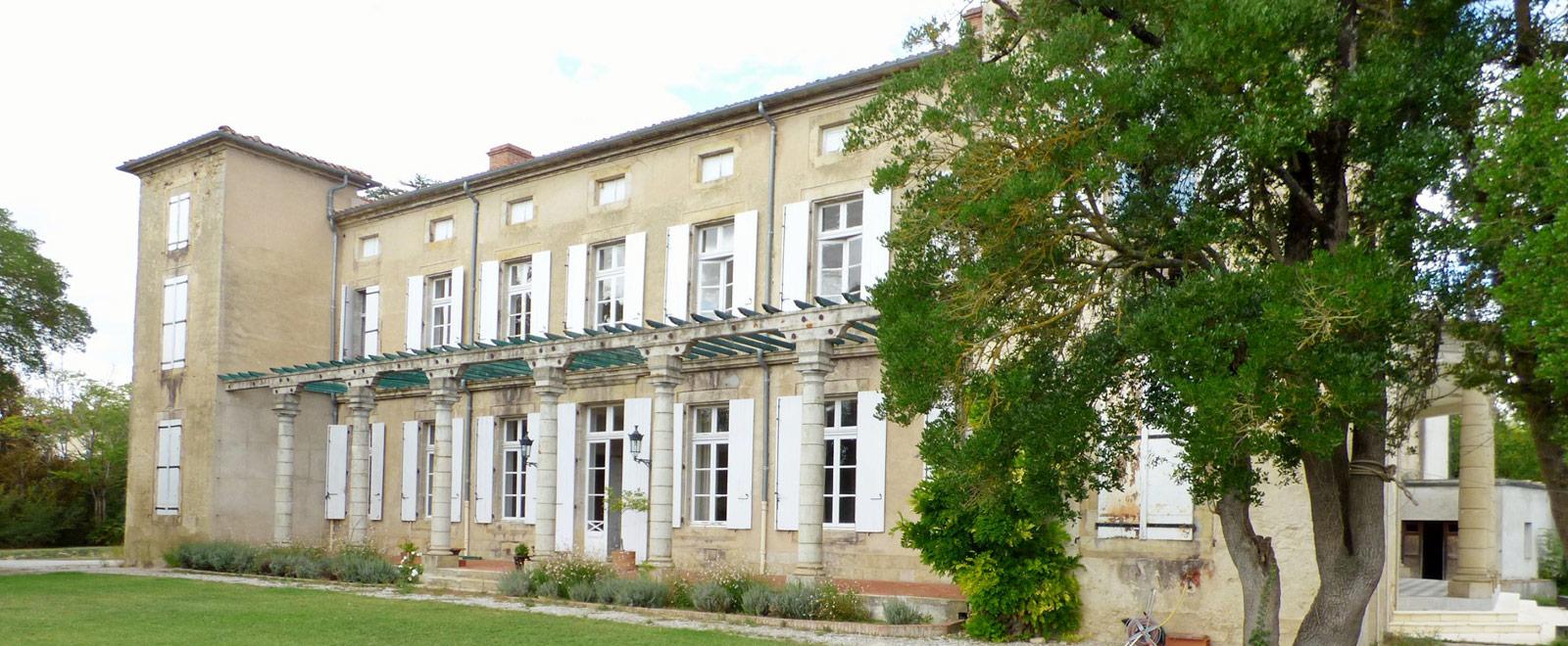 Le ch teau de l 39 hers histoire du domaine aux portes de toulouse et villefranche lauragais - Garage chateau de l hers toulouse ...